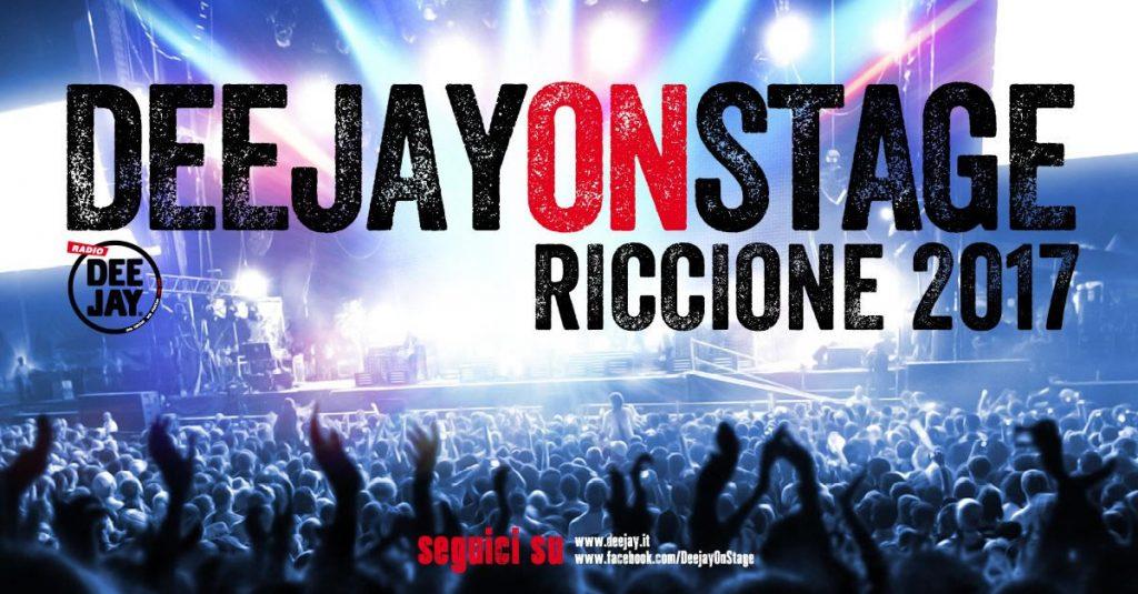 Deejay On Stage: la musica a Riccione è protagonista