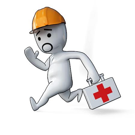 Sicurezza sul lavoro, gli addetti al primo soccorso