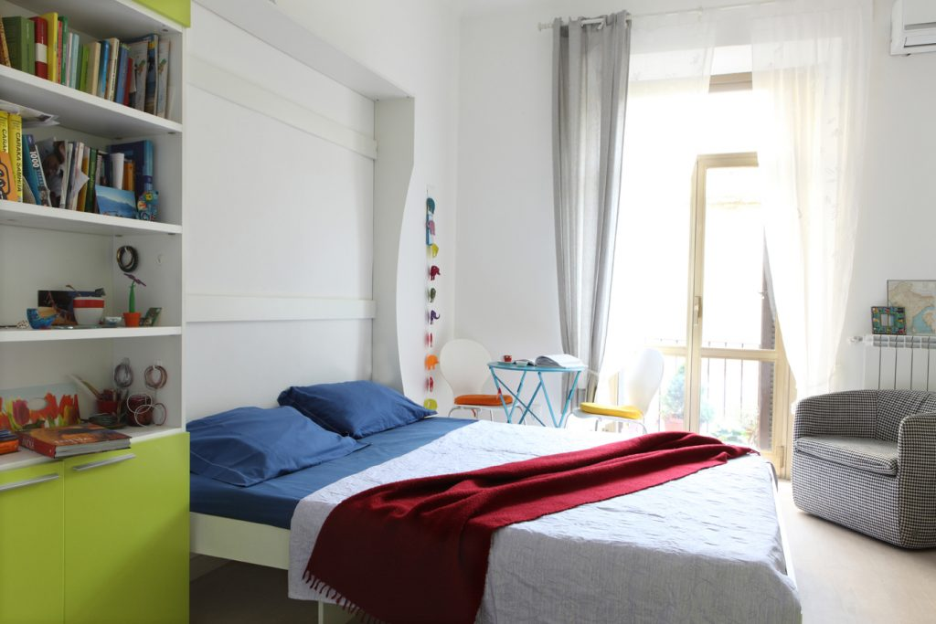 Arredamento e casa : il divano letto salvaspazio