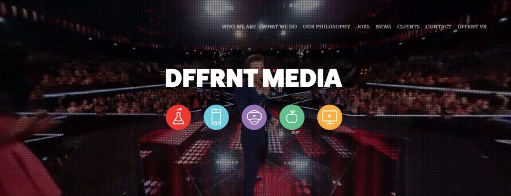 DFFRNT Media vergaart groeikapitaal door middel van twee nieuwe