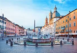 Roma e le sue piazze più belle
