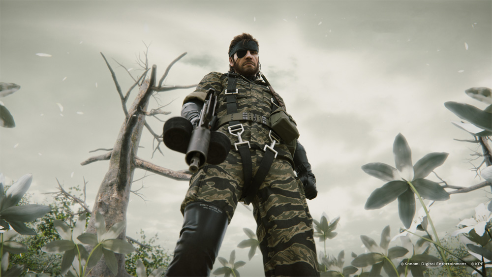 I personaggi di Metal Gear Solid
