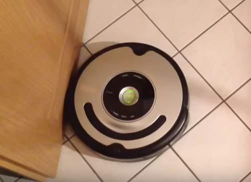 Il Roomba 555