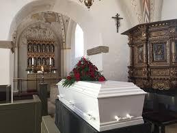 La scelta della sepoltura